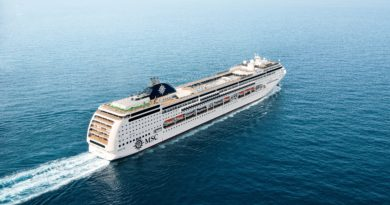 MSC Crociere: nuovi itinerari di MSC Lirica negli Emirati Arabi e in India